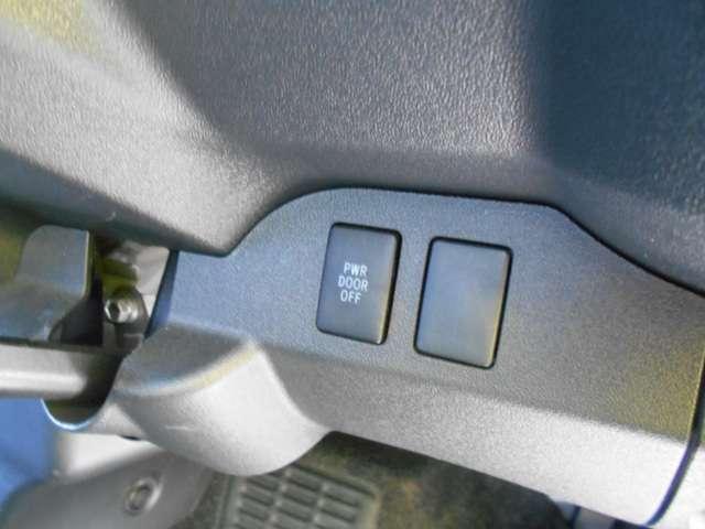 パワースライドドア☆運転席からも操作できます☆