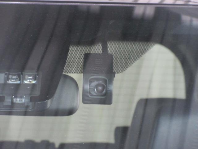 「あっ!危ない!!」。もしもの時の頼れる目撃者『ドライブレコーダー』付いています。