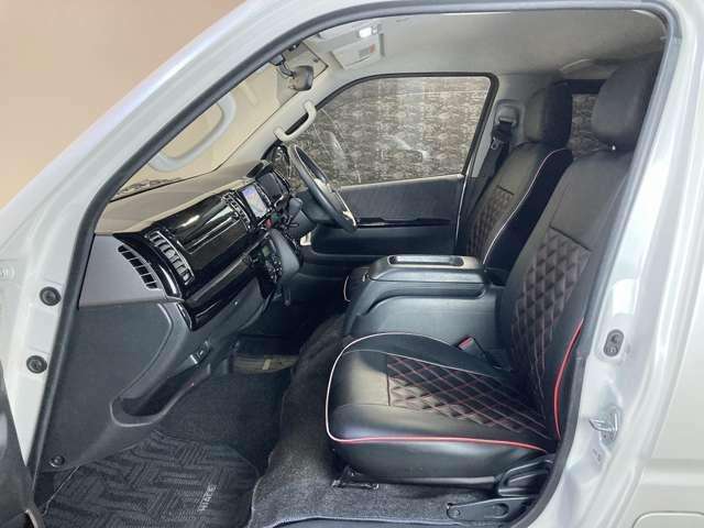 ◎シートのヘタリ等もなく大変綺麗な車両となっております☆