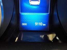 走行距離は9000キロです!
