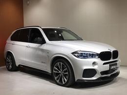 BMW X5 xドライブ 35d Mスポーツ 4WD パノラマSR イージークローザー 茶革シート