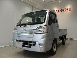 ダイハツ ハイゼットトラック 660 スタンダード SAIIIt 3方開 4WD LEDヘッドライト ABS