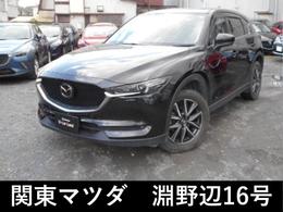 マツダ CX-5 2.2 XD Lパッケージ ディーゼルターボ 4WD ナビ 革シート