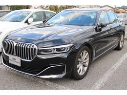 BMW 7シリーズ 740i ラグジュアリー ACC HUD 電動シート 認定中古車