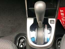 【CVT標準装備フィットのようなコンパクトカーにはピッタリなギアです!車重もかるく、よく走る為です】