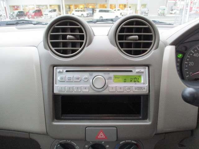 CD,ラジオ聴けます☆
