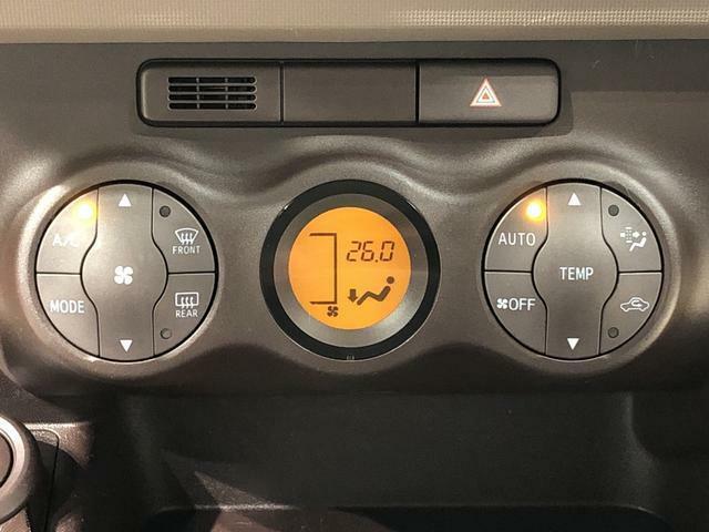 室内を設定した温度に保ってくれるオートエアコンです