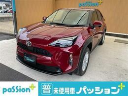 トヨタ ヤリスクロス 1.5 G 新車未登録 ディスプレイ バックカメラ