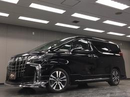 トヨタ アルファード 2.5 S Cパッケージ モデリスタ 新型ナビ 後席モニター