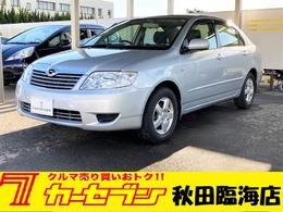 トヨタ カローラ 1.5 X 夏冬タイヤ 禁煙車 純正ナビ
