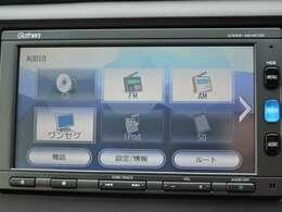 フルセグTVの視聴やBluetoothでの音楽プレーヤー接続も可能ですよ。