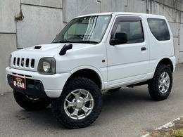 スズキ ジムニー 660 XL 4WD 2インチアップナビ・地デジ