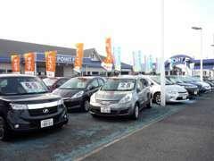 コンパクトカーは、シエンタ、フリードを中心にミニバンはセレナ、ノア、ヴォクシー、ステップワゴンなど在庫が豊富です!