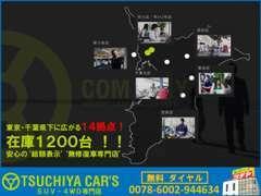 R3年1月2日より新春初売りセール開催!全店7店舗1200台展示中!
