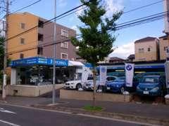 横浜横須賀道路 港南台ICから約1分