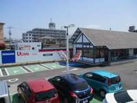 滋賀日産自動車(株) U-Carファクトリー彦根店