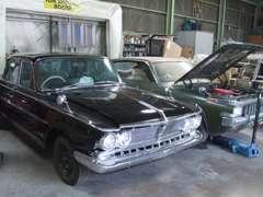 旧車絶版車のことならなんでもご相談ください。