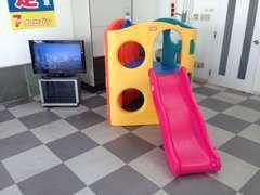 お子様連れのお客様もご安心下さい!お子様が遊べるスペースをご用意致しております!
