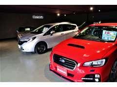 多種多様なお車を取り扱っております。他店舗の車両もご案内いたします。