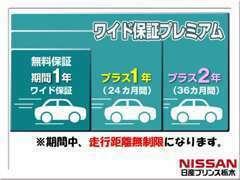 全車3か月or1年or2年の保証付き販売となります。有料で+1年または+2年にすることも可能です!お気軽にお問い合わせ下さい★