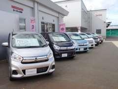 安全装備充実の高年式車もお買い得価格でご用意しております!