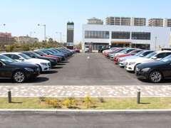 サーティファイドカーも常時20台以上展示しております。