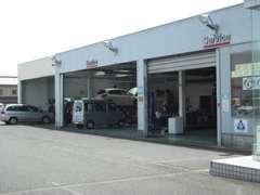 国土交通省の指定工場完備でアフターフォローも安心です。