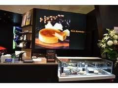 パティスリー&カフェデリーモ監修の『スターチーズケーキ』販売!季節ごとの限定チーズケーキもございます。