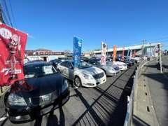 品質の良い車両を展示できる理由は「ココ」にあります!カーネーションの展示車は全てマジでピカピカ「マジピカ」車両です!