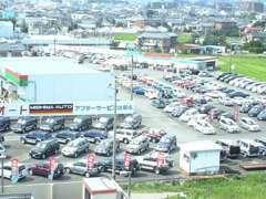 三島オートグループは何処よりも豊富な在庫でお客様をお待ちしております ☆創業53年☆ 安心と信頼をお約束いたします