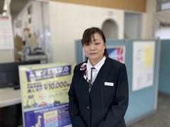クリエイティブスタッフの安田です、お客様の笑顔のために。♪♪