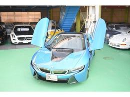 BMW i8 ベースモデル 1オーナー 右H OP20アルミ LEDライト