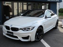 BMW M4クーペ M DCT ドライブロジック LCI/ワンオーナー/地デジ/タッチパネル