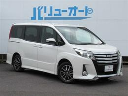 トヨタ ノア 2.0 Si 両側電動ドア 純正ナビ 衝突軽減ブレーキ