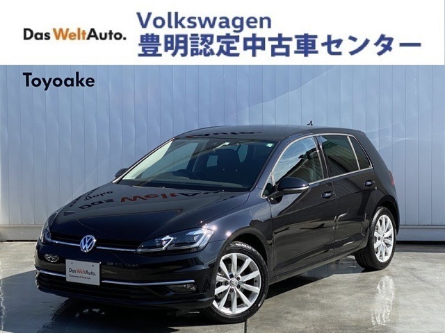 Volkswagen豊明認定中古車センターへようこそ!アクセスありがとうございますGolf Comfortline Tech Editionどうぞごゆっくりご覧下さいませ!