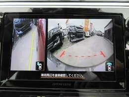 フロントカメラ&サイドカメラ&バックカメラ付き♪ 駐車も安心ですね♪