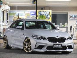 BMW M2コンペティション M DCTドライブロジック BBS RI-D KW Clubsport AKRAPOVIC