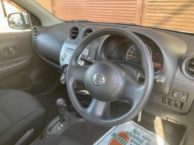 とても運転しやすい車ですので、初心者の方でも安心です!