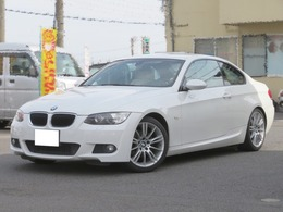 BMW 3シリーズクーペ 320i Mスポーツパッケージ レザーシート シートヒーター キー2個