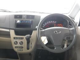 いつでも最適な運転姿勢をキープでき、操作も軽く、ラクラクです。