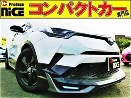トヨタ C-HR 1.2 S-T LED パッケージ 安全ブレーキ9型ナビモデリスタFスポイラー