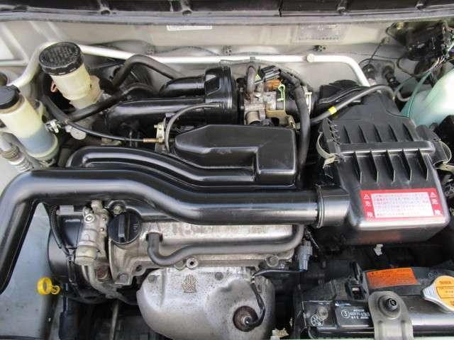 水冷直列3気筒DOHC12バルブエンジン!H20年12月24日46971キロ時タイミングベルト交換済!
