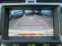 バックカメラ付いてます☆駐車時も安心です☆