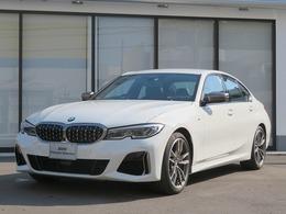 BMW 3シリーズ M340i xドライブ 4WD レーザーライト黒革アラウンドビューACC