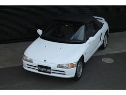 ホンダ ビート 660 純正白・23500キロ・全塗装済み・新品幌