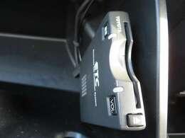 ETC搭載車両です◎快適ドライブに欠かせないアイテムです◎御納車の際にはセットアップをしてお渡しさせていただきます!!