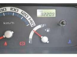 走行距離は9.2万Kmです1