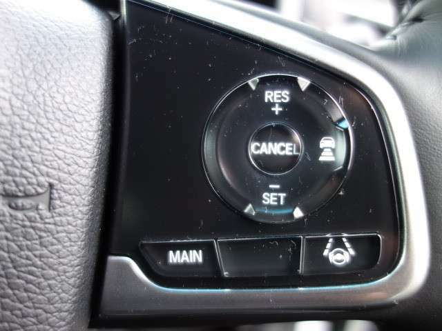 ホンダセンシング装備車!安心・快適な運転を支援します!