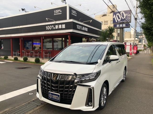 【車両装備紹介】ツインムーン、エントリーナビキット、12.1型後席モニター、CD・DVDデッキ