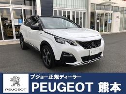 プジョー 3008 GTライン ナビ ETC ドラレコ付